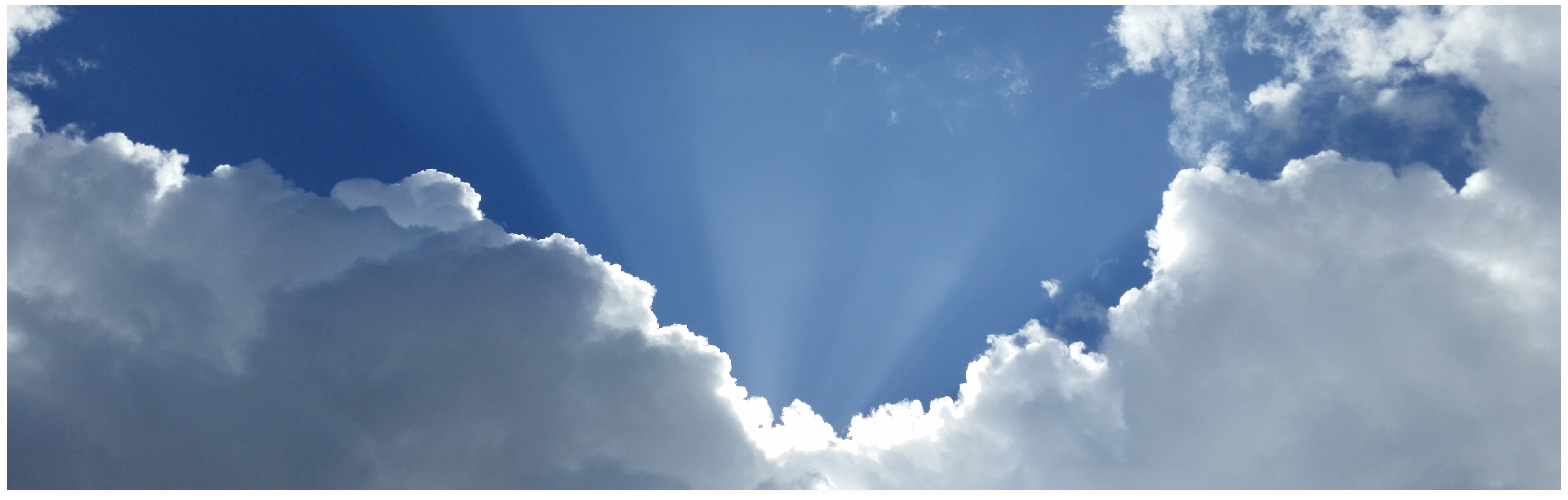 Clouds for Funerals and memorial services